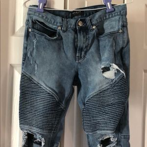 PAC Sun Stacked Skinny Jeans